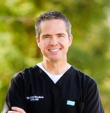 Dr. Ethan Moulton - Ridge Crest Dental Implants & Periodontics logo