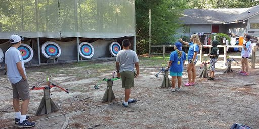 2019 James City County 4-H Junior Summer Camp - Male