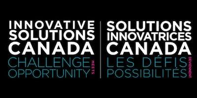 R&D funding through ISC / Financement de la R-D à travers  SIC