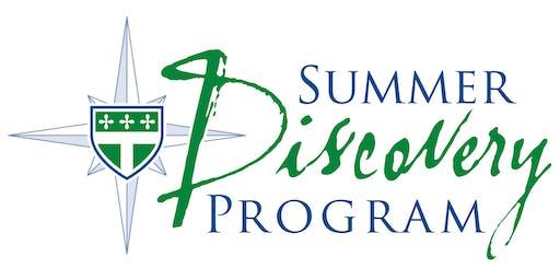 Kick Start for Algebra II with Diane Monaco 2019 (Trinity Summer Programs)