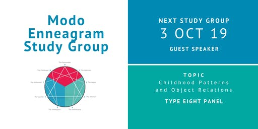 Enneagram Study Group - October 2019
