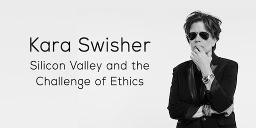 卡拉斯威舍:硅谷与伦理挑战