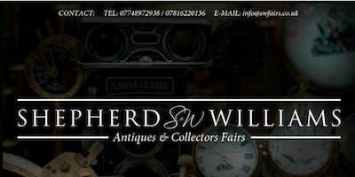 The Wrexham Antiques, Collectors & Vintage Fair