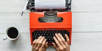 Oficina de escrita: Sua vida daria um livro