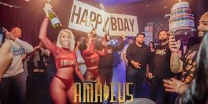 Lux Fridays at Amadeus Nightclub Free Drinks 11-12...