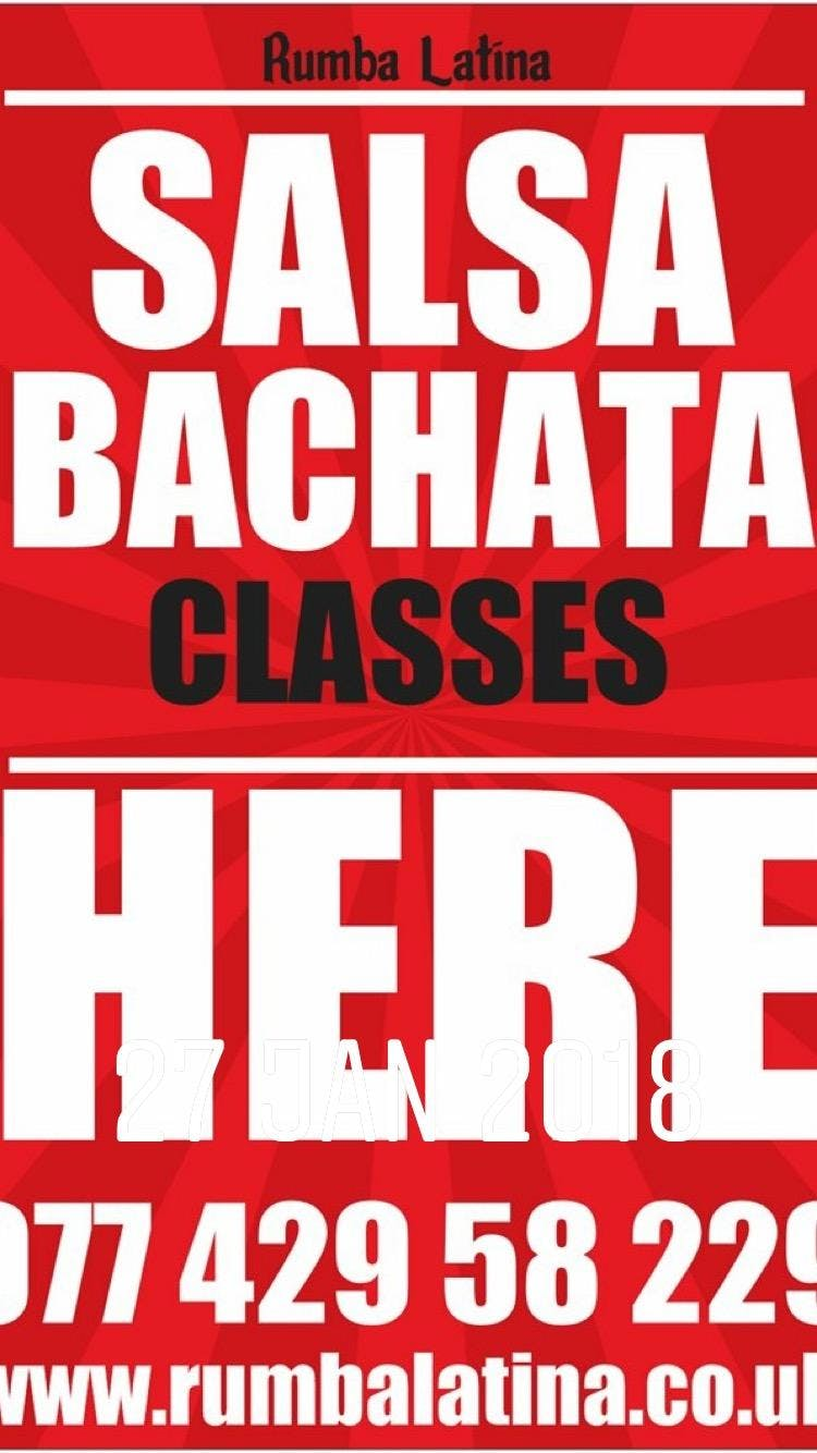 Saturday. Monthly Salsa&Bachata Party