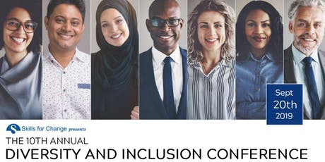 10th Annual Diversity@Work Conference tickets