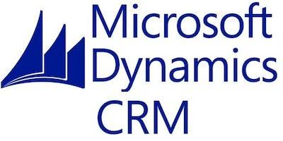 Sao Paulo| Microsoft Dynamics 365 (CRM) April \