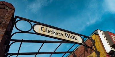 Discover Chelsea's History! Chelsea Jewish Tours (April)