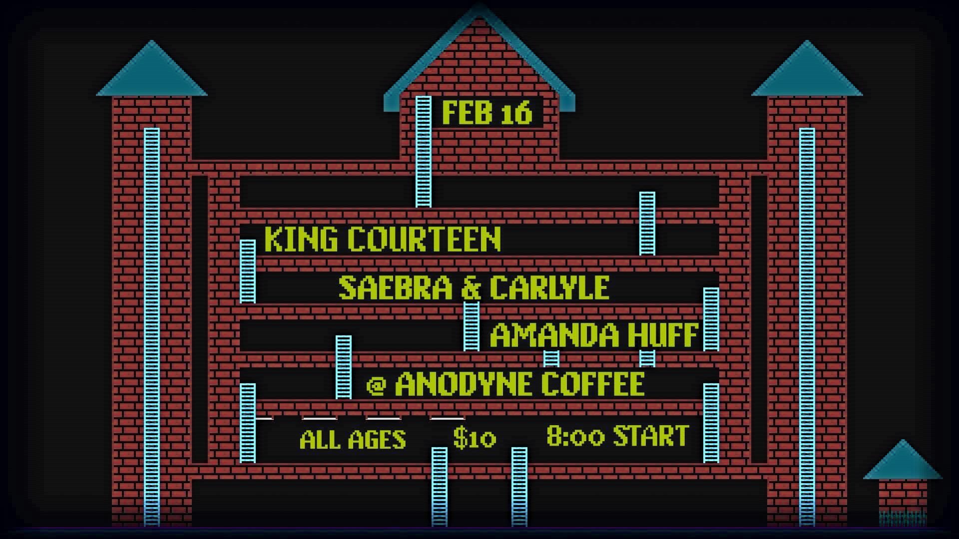 Amanda Huff // Saebra & Carlyle // King Court