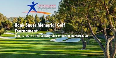 Hank Sauer Memorial Golf Tournament 2019