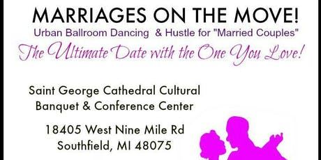 """Marriages On the Move"" Date Night Event tickets"