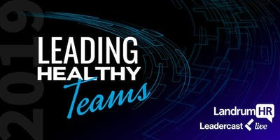LEADERCAST 2019 - Presented by LandrumHR at Community Life Church