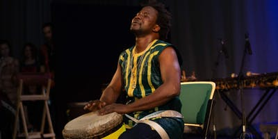 AFRICAN DRUMMING Week with Adama  Dembele