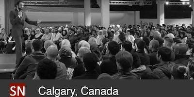 Story Night: Miracles in Calgary, Alberta