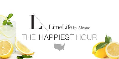 The Happiest Hour with LimeLife by Alcone in Houston, Teaxs