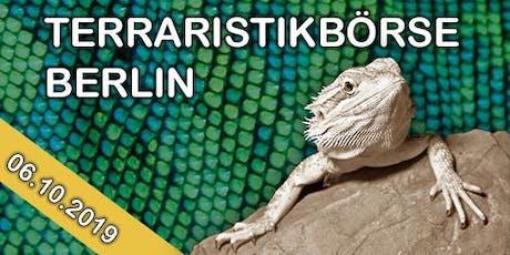 Terraristikbörse Berlin - Oktober 2019 Tickets