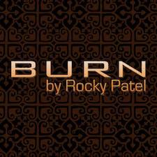 BURN by Rocky Patel Naples logo