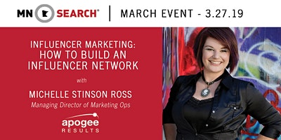 Influencer Marketing: How to Build an Influencer Network – Michelle Stinson Ross