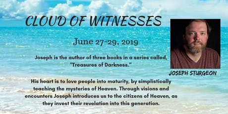 Cloud of Witnesses tickets