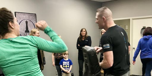 Back to School Special! Basic Self-Defense class for all.