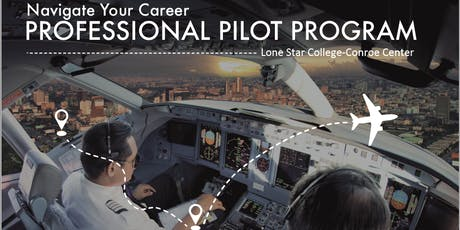 LSC Professional Pilot Information Session tickets