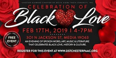 Chester Alumnae Chapter   Celebration of Black Love