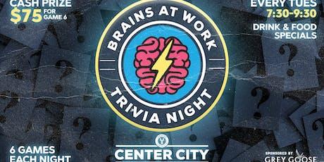 Trivia Night @ Vesper Sporting Club - Center City tickets