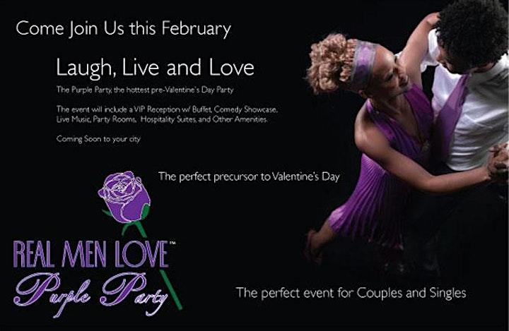 Real Men Love Celebration - Dining, Dancing & Live Entertainment image