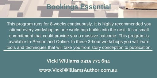 creative writing melbourne