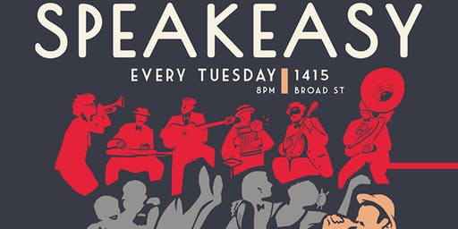 Swing Jazz Speakeasy Tuesdays - $10