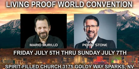 Living Proof World Convention Reno tickets
