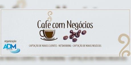 CAFÉ COM NEGÓCIOS | 22ª EDIÇÃO BH ingressos