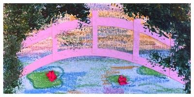 Masters in the Morning– Monet's Bridge Workshop (5-12 Years)