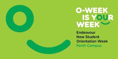 Endeavour Orientation Week - Semester 1 2019, Perth Campus