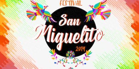 1er CONCURSO DE RONDALLAS SAN MIGUELITO 2019 boletos