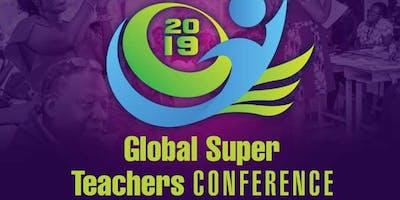 GLOBAL SUPER TEACHERS CONFERENCE 2019 - EDUTALK / EDUTECH
