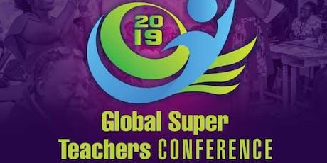 GLOBAL SUPER TEACHERS CONFERENCE 2019 - EDUTALK  / EDUTECH EXHIBITION / EDUCOM AWARDS tickets