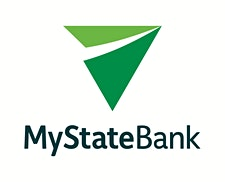 MyState Bank logo