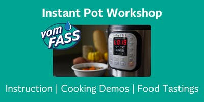 Instant Pot Workshop - Advanced Class