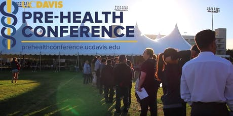 2019 UC Davis Pre-Health Conference Exhibitors and Sponsors tickets