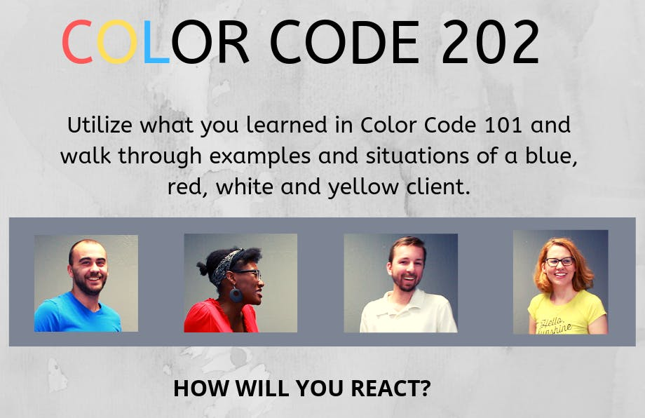 Color Code 202 for Real Estate
