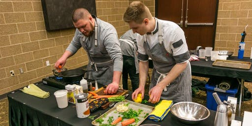 Chef Battle Western Michigan