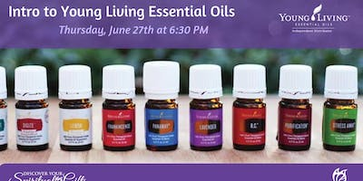 Intro to Young Living Essential Oils