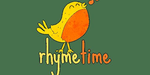 Rhymetime - Nowra Library