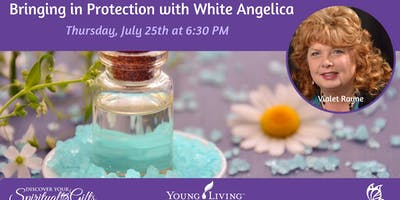 Bringing in Protection with White Angelica
