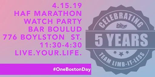 Heather Abbott Foundations 2019 Boston Marathon Watch Party