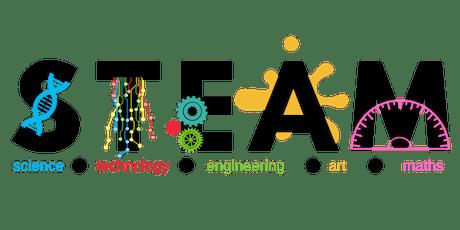 STEAM Workshop - Nowra Library tickets