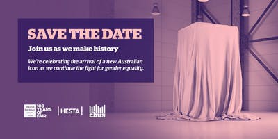 Join us as we make history - Celebrating a new Australian icon