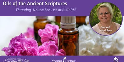 Oils of Ancient Scriptures